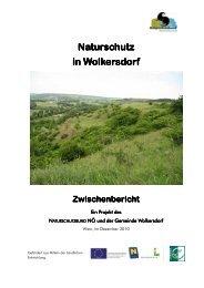Naturschutz Naturschutz in Wolkersdorf in Wolkersdorf