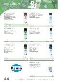 Kemi produkter - Nordjysk Beslag A/S - Page 6