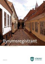 Byrumsregistrant - Viborg Kommune