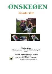 samlet november - Parkskolen Struer