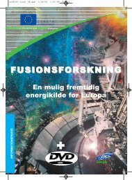 new booklet.qxd - European Fusion Network Information
