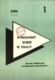 Przeglądaj publikację - Opolska Biblioteka Cyfrowa