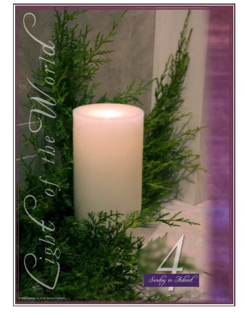 Fourth Sunday of Advent