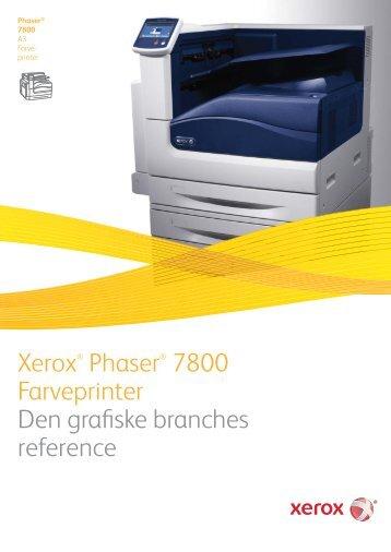 Phaser® 7800 - Icecat.biz