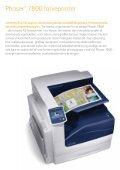 Phaser® 7800 - Icecat.biz - Page 2
