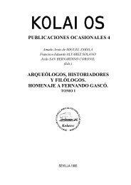 A. Caballos Rufino, Título - Personal.us.es - Universidad de Sevilla