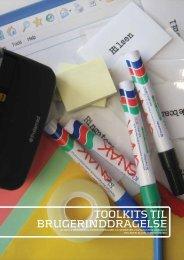 toolkits til brugerinddragelse - Aalborg Universitet