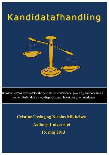 Endelig udgave - Aalborg Universitet