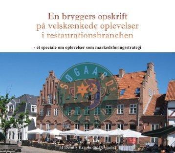 et speciale om oplevelser som markedsføringsstrategi - Aalborg ...