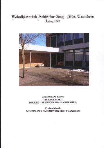 Årbog 2000 - Gug-Sønder Tranders Lokalhistoriske Arkiv