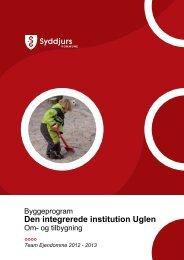 Den integrerede institution Uglen - Syddjurs Kommune