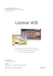 Llumar A/S - PURE