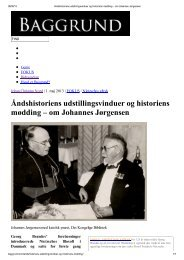 Åndshistoriens udstillingsvinduer og historiens mødding – om ...