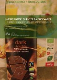 mærkningselementer på fødevarer - PURE - Aarhus Universitet