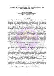 ABSTRAK ABSTRACT - Repository - Universitas Gunadarma
