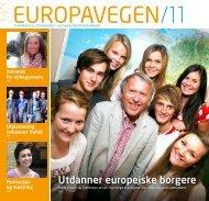 frafall i Europavegen 2011 - SIU