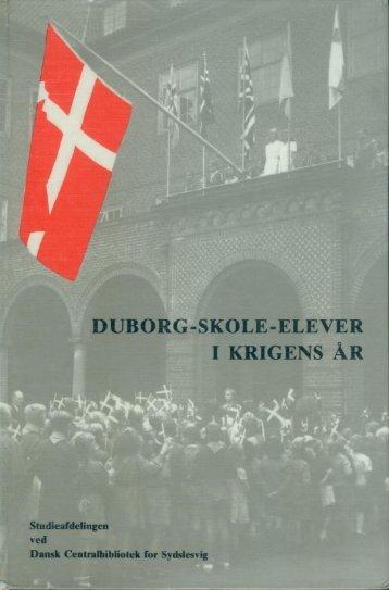 duborg-skole-elever - Dansk Centralbibliotek for Sydslesvig