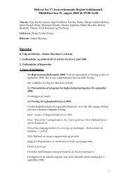 Referat fra RB-møde 19. august 2008 (PDF - Danske Fysioterapeuter