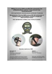 Bownload (PDF) - Danske Fysioterapeuter