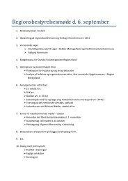 Referat fra RB-møde d. 6. september 2010 (PDF-fil) - Danske ...
