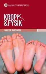 Sunde fødder - Danske Fysioterapeuter