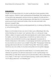 Download opgaven (pdf) - Danske Fysioterapeuter