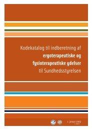 SKS kodekatalog version 1. januar 2009