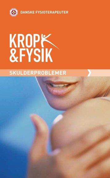 Skulderproblemer - Danske Fysioterapeuter