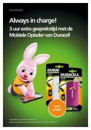 De Mobiele Oplader - trndload