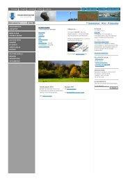 Billede af kommunens forside på hjemmesiden d. 24. oktober 2010