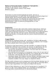 Referat af bestyrelsesmøde i Gårdlauget Ægirsgården Afholdt 10 ...