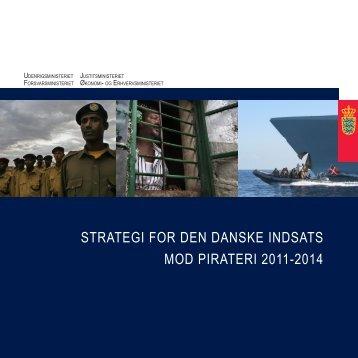 Strategi mod pirateri - Udenrigsministeriet