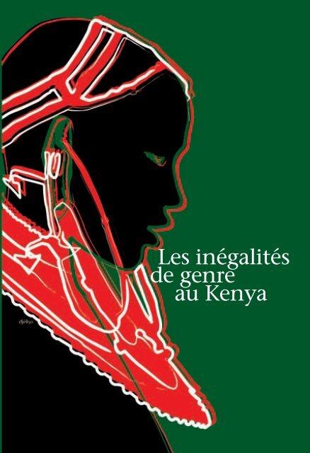 Les Inégalités de genre au Kenya - unesdoc - Unesco