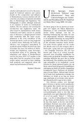 Review of Ulrike Sprenger, _Sturla Þórðarsons ... - Userpage