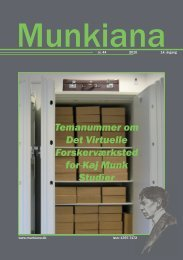 Munkiana44 - VBN - Aalborg Universitet