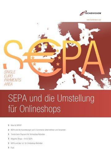 SEPA und die Umstellung für Onlineshops