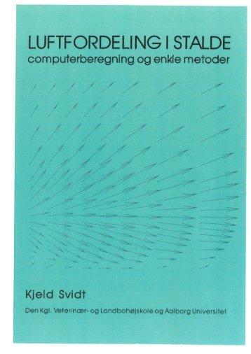Luftfordeling i stalde-computerberegning og enkle metoder