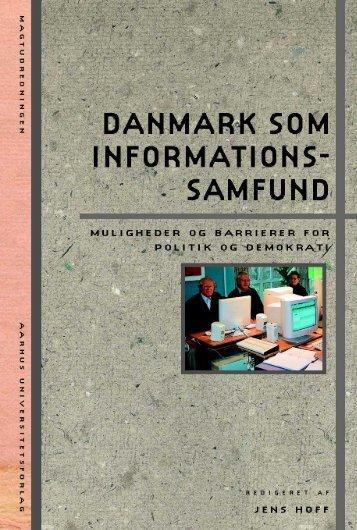 Danmark som informationssamfund - Aarhus Universitetsforlag