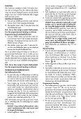 SIKKERHEDSANVISNINGER INSTALLATION - Page 2
