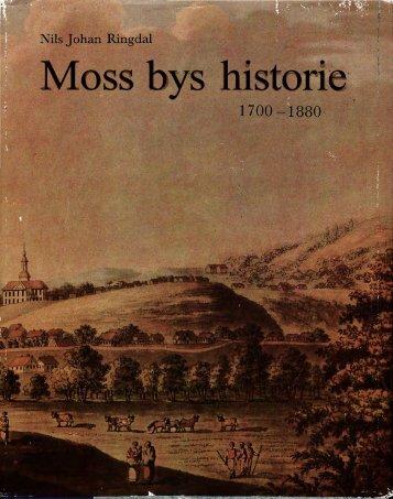 Moss bys historie - Moss Historielag