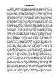 Sprachlehre - Welcker-online.de