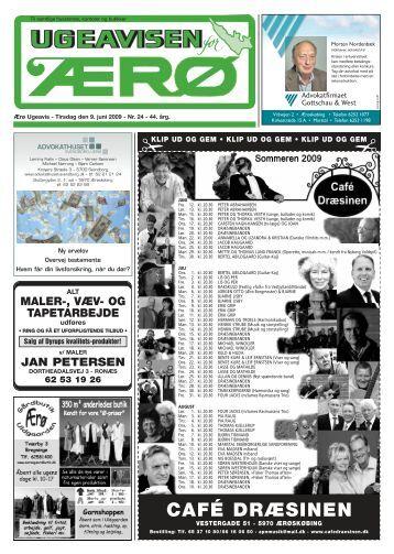 Uge 24-2009.pdf - ugeavisen ærø
