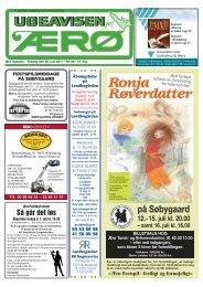 ÆRØ uge 26 - 01:AERO26_0 - ugeavisen ærø