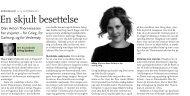 Morgenbladet - 2L