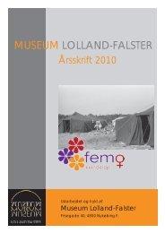 MUSEUM LOLLAND-FALSTER - Åbne Samlinger
