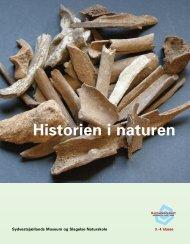 Undervisningshæfte - Historien i naturen - Åbne Samlinger