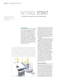 NitiNol STENT