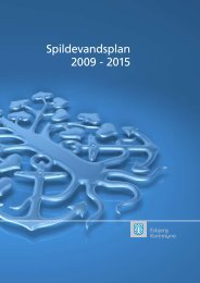 Spildevandsplan 2009-2015 for Esbjerg Kommune
