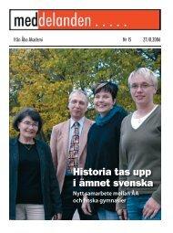 Hela den tryckta tidningen som en pdf-fil (ca 1200 KB) - Åbo Akademi