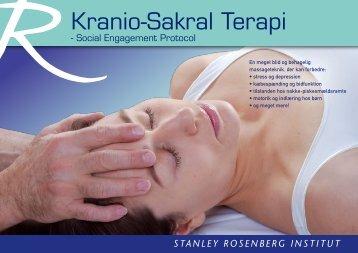Læs pdf-folderen om kranio-sakral terapi - Stanley Rosenberg Institut